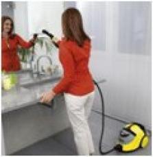 Profesionální parní čističe