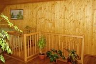 Montáž tatranského obkladu a iných obkladov z dreva