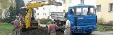 Komplexné stavebné práce - STAVBYT