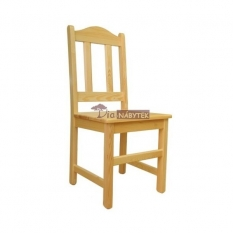 Židle ZETA (borovice)