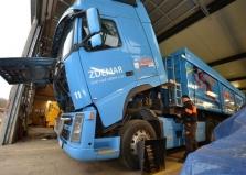 Servis nákladních vozidel - Ústecký kraj