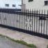 Kovové posuvné brány