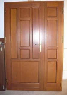 Vstupné vonkajšie dvere (exteriérové dvere)