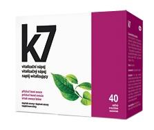 Energetický nápoj K7 - energia a vitalita po celý deň