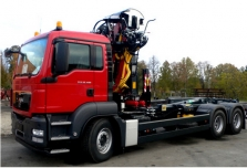 ZLT auto a.s. - Hydraulický nakládací jeřáby