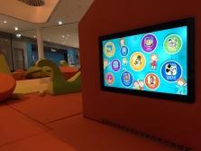 Aplikácie pre interaktívne herné kiosky a obrazovky