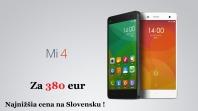 Mobilný telefón Mi4