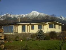 Rodinný dom v Gerlachove