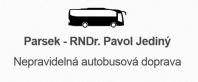 Nepravidelná autobusová doprava