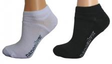 Kotníkové ponožky Nanosilver