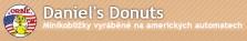 Daniel's Donuts - Koblížky