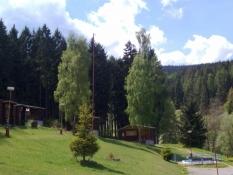 Rekreační středisko Koky Šumava