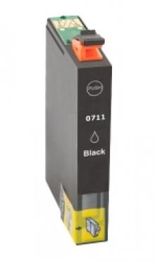 Epson T0711 černá - kompatibilní