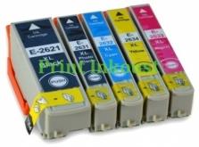 Set kompatibilních cartridge EPSON T2636 s čipem