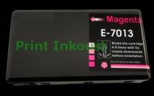 Kompatibilní náplň EPSON T7013 červená