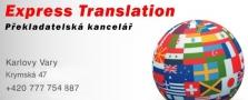 Překladatelská kancelář - Bc. Lesia Tomčíková