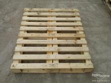 Prodej dřevěných palet 1250 x 1050 mm