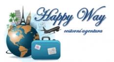 CA HAPPY WAY- na dovolenou autem k moři