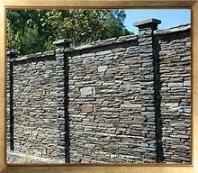 Betonové ploty a plotové systémy