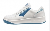 pracovní bílá bota
