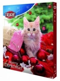 adventní kalendář pro kočky, adventní kalendář pro psy