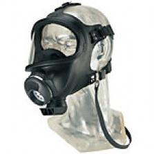 celoobličejová dýchací maska