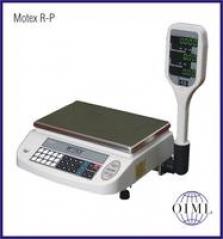 Elektrická váha MOTEX R-6 P
