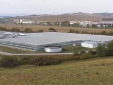 Výstavba skleníkov a fóliovníkov (závlahové systémy, záhradnícke služby)