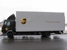 Speciálně vybavené vozidlo pro účely stěhování