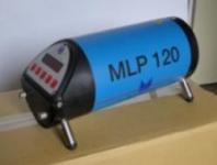Potrubní laser - kalibrace