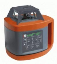Rotační laser - kalibrace
