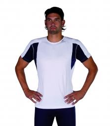 Pánské triko, krátký rukáv - DENIS