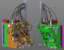 Konstrukce vstřikovacích forem