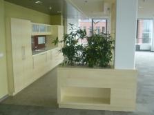 Kancelářské a obchodní interiéry
