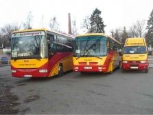 Autobusová přeprava osob