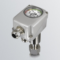 Hybrid Gas Density Monitor
