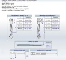 Ortodontické skrutky