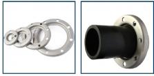 Přírubové těsnění s ocel. vložkou PN10-PN40, příruby točivé PN10
