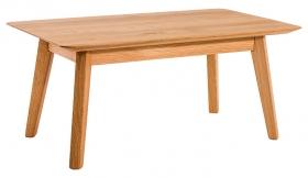 Dřevěné konferenční stolky do moderního interiéru