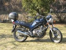 Motocykl - řidičská skupina A