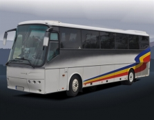 Autobusová mezinárodní doprava
