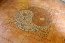 Mozaika Jing-Jang