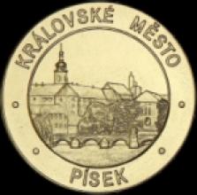 Medaile Pamětník - Písek