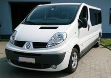 Půjčovna mikrobusů, dodávek a minivanů