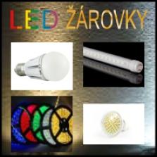 LED žárovky, pásky, svítidla a příslušenství