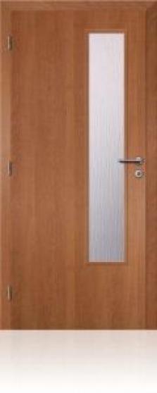 Nové dveře na míru fóliované