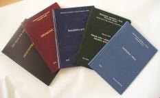 Diplomové práce - vazba