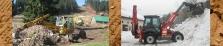 Prodej sypkého stavebního materiálu
