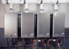 Kotelna 180 kW - Studénka