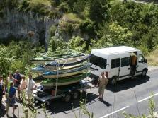 Zakázková doprava mikrobusem